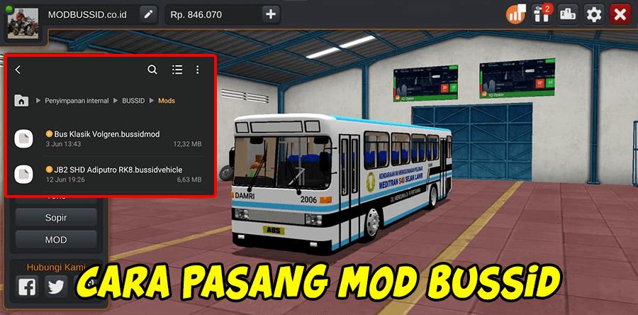 56 Koleksi Mod Mobil Bussid Bus Terbaru