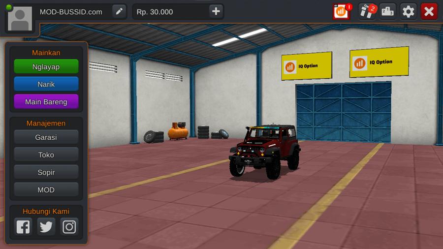 9400 Mod Mobil Jeep Bussid Gratis Terbaik