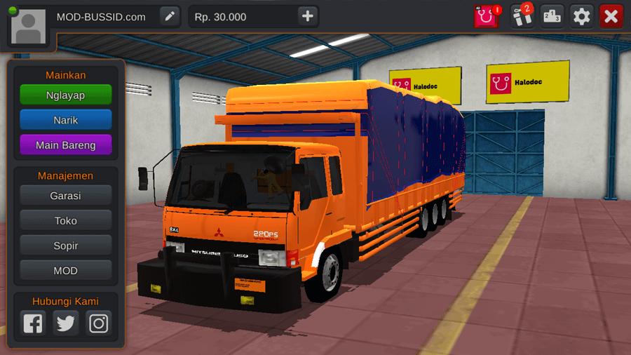 9200 Koleksi Mod Mobil Fuso Bussid HD Terbaru