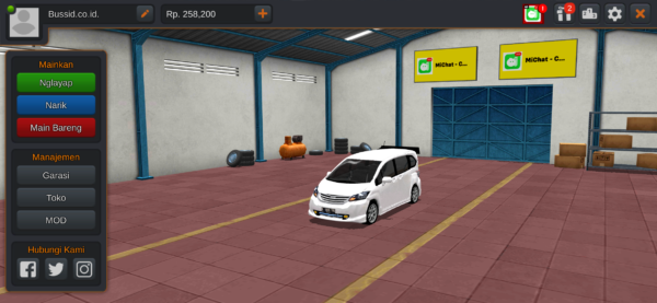 5500 Mod Bussid Mobil Honda Gratis