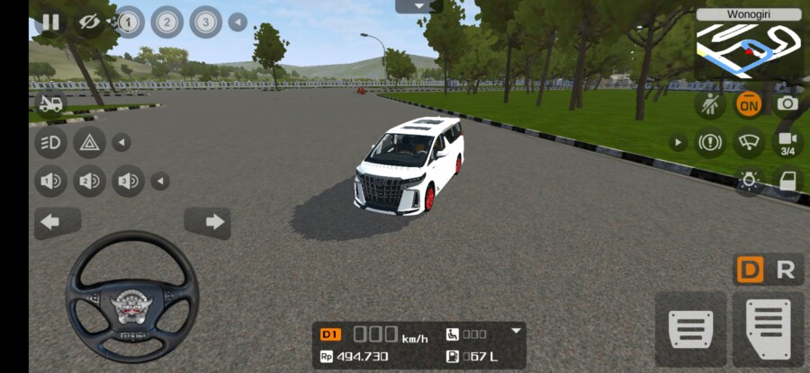 5500 Koleksi Mod Bussid Mobil Alphard Gratis Terbaru