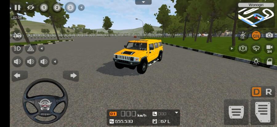 81 Koleksi Download Mod Bussid Mobil Offroad Terbaru