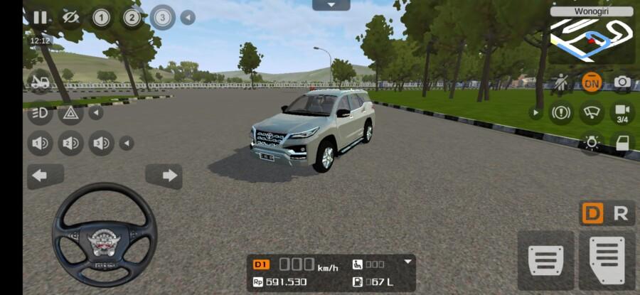 480+ Mod Mobil Fortuner Gratis Terbaik