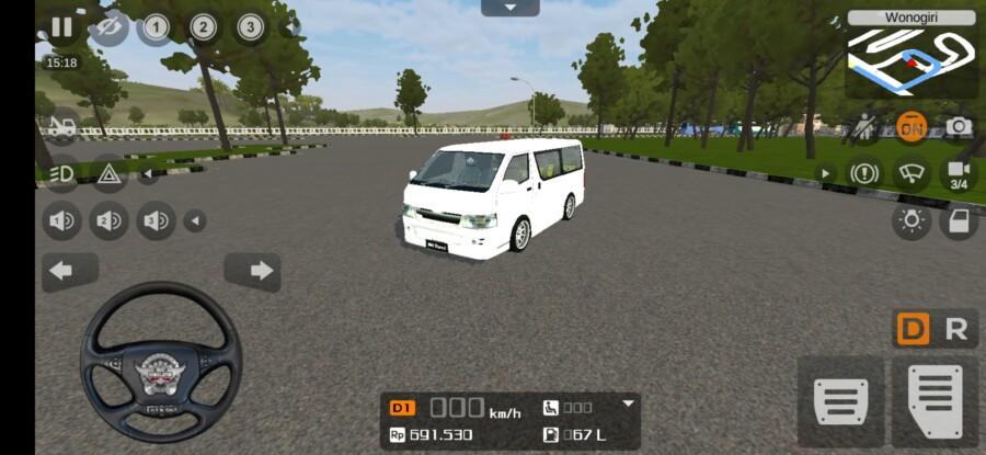 94 Mod Bussid Mobil Hiace Gratis Terbaru